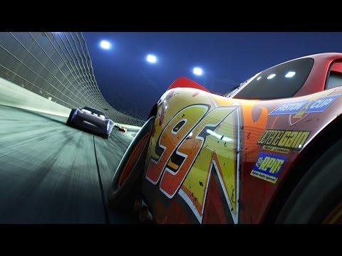 'Cars 3' Teaser Trailer: Lightning McQueen Crashes on the Race Track