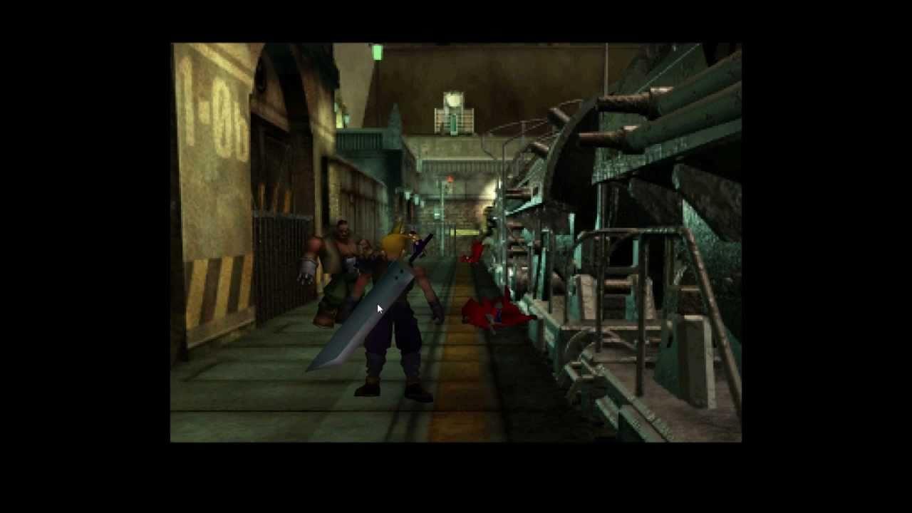 Final Fantasy 7 PC Remake YouTube