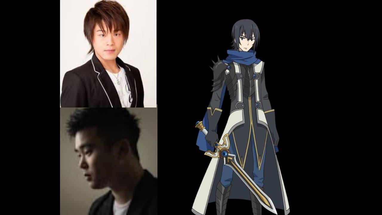 Anime Voice Comparison Ren Amaki Shield Hero Youtube