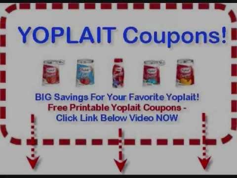 Yoplait Coupons – Free Printable July Yoplait Coupons 2012