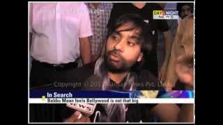 Babbu maan - interview - new punjabi album talaash - latest punjabi music news 2013