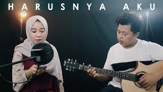 Armada - Harusnya Aku - Ayu Pariwusi & Rusdi Cover | Live Record