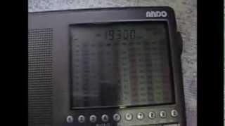 DE1103にもエアーバンドコンバータを組み込みました。 このラジオも三回...