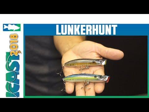 Lunkerhunt Impact Pencil Popper | ICast 2018