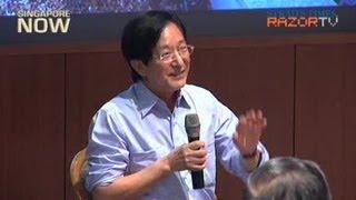 "Philip Yeo: ""I break the rules"""