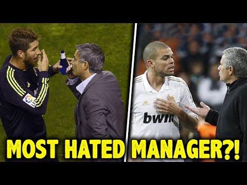 10 Players Who HATE Jose Mourinho!