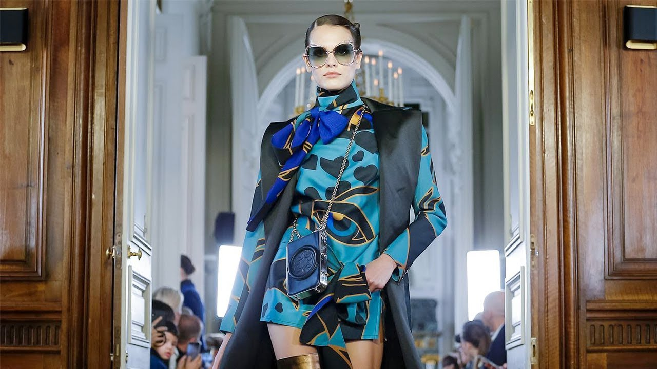 bf203fc4 Elie Saab | Fall Winter 2019/2020 Full Fashion Show | Exclusive ...