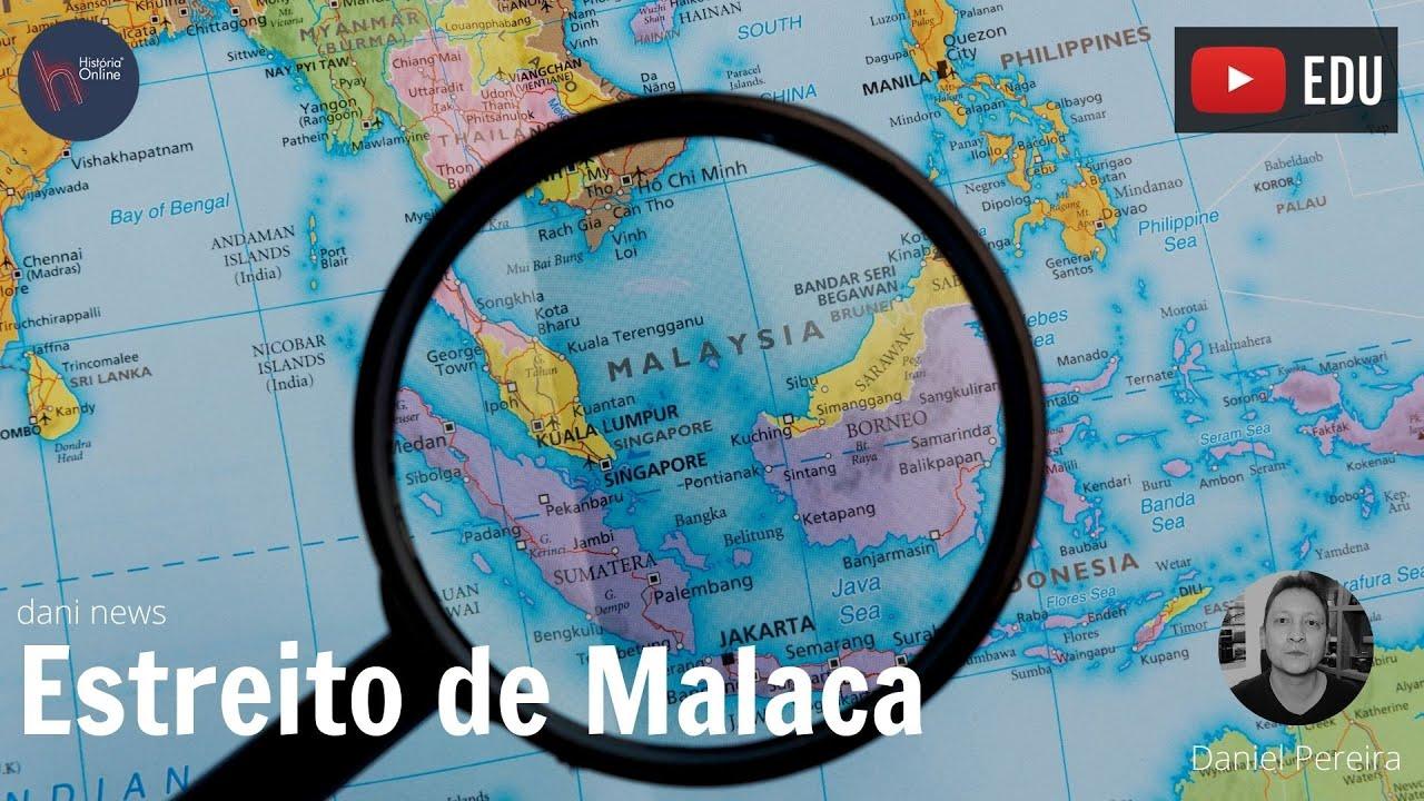 Estreito de Malaca (Dani News)