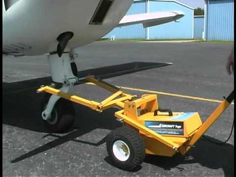 701 Aircraft tug