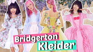 Kleider wie aus BRIDGERTON von AMAZON 👑 Reifrock Ballkleider | ViktoriaSarina
