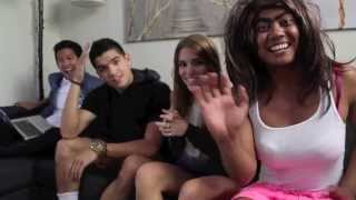 Back To School with Rolanda and Amymarie!   Behind The Scenes