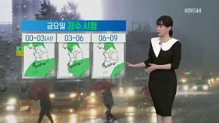 마감뉴스 강아랑기상캐스터 200619