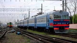 С гомельского железнодорожного вокзала отправилась первая электричка с пассажирами