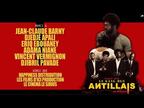 LE GANG DES ANTILLAIS (2016) Trailer - BONUS streaming vf