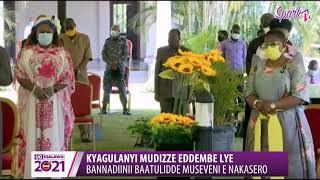 Kyagulanyi mudizze eddembe lye - Bannadiini baatulidde Museveni