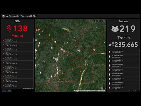 GIS and Global Security Operations Centers