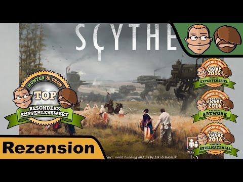 Scythe - Brettspiel - Review