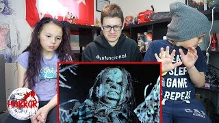 SCARY STORIES TO TELL IN THE DARK Trailer REACTION