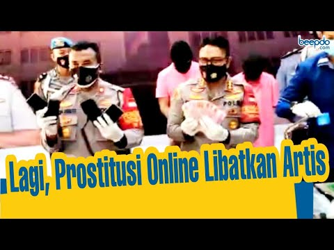 Artis Inisial ST dan MA Diamankan, Diduga Terlibat Prostitusi Online, Ini Penjelasan Pihak Berwajib
