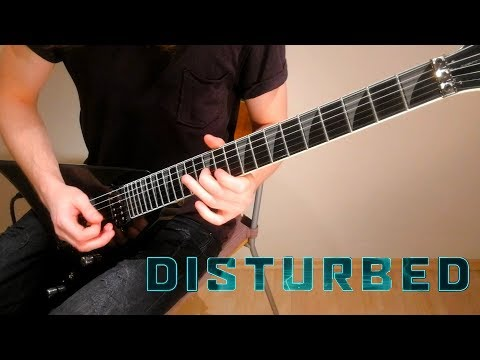 Disturbed - Are You Ready (Guitar Cover)