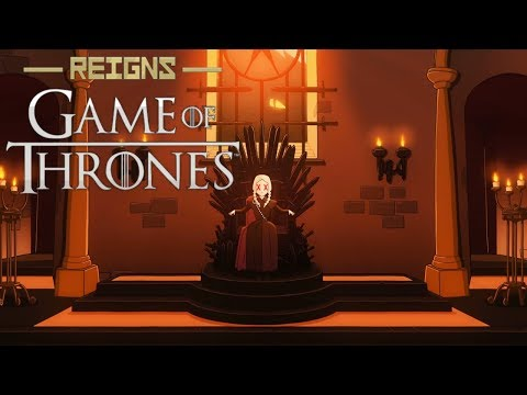 SHORT LIVED REIGN! | Reigns: Game Of Thrones - #1 |