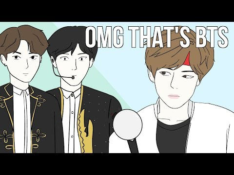 What To Do When You See BTS In Real Life
