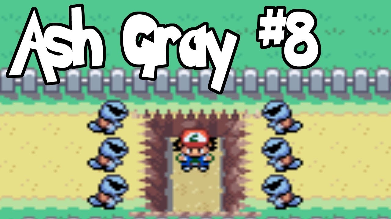 Pokemon Ash Gray Part 8  SQUIRTLE SQUAD!  YouTube