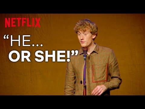 James Acaster Stand-up | A Word Men Have Never Heard | Netflix