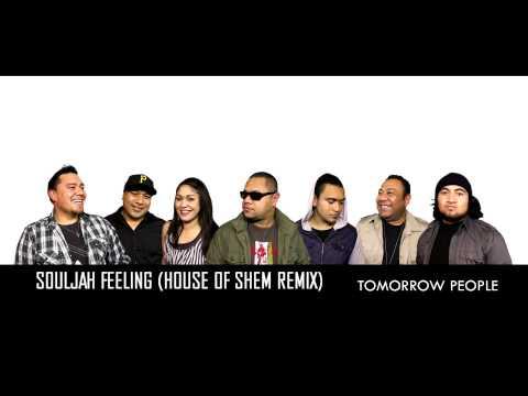 Souljah Feeling (House of Shem Remix) - Tomorrow People [1080p]