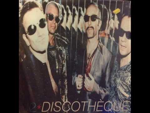 U2 - Discothèque (DM Deep Instrumental Mix)