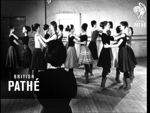 Ballet School Of The Hamburg State Opera (1966)