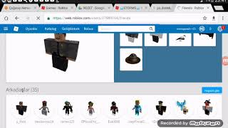 There are Turks from the audience in this account! - Roblox