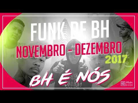 FUNK DE BH - MAIS TOCADOS DE NOVEMBRO/DEZEMBRO - MC RICK - MC PKZINHO- MC KAIO - PH DA SERRA