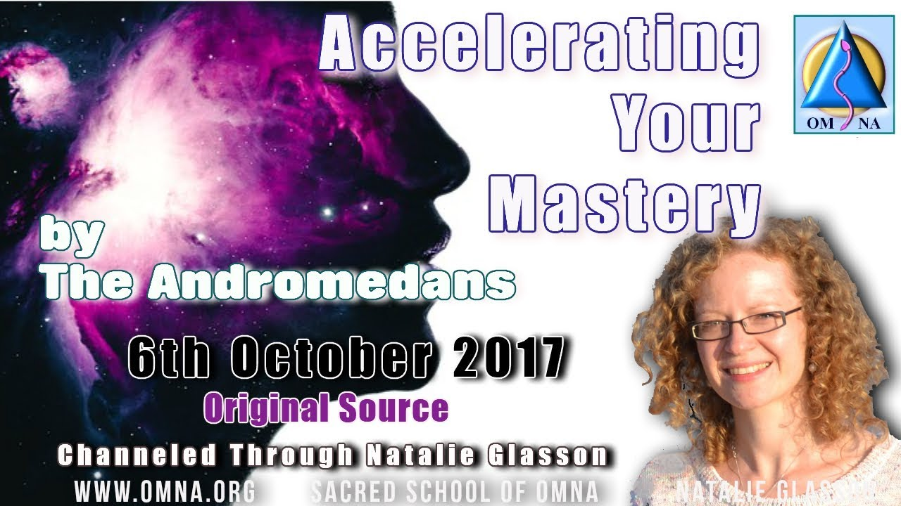Accelerating Your Mastery by the Andromedans