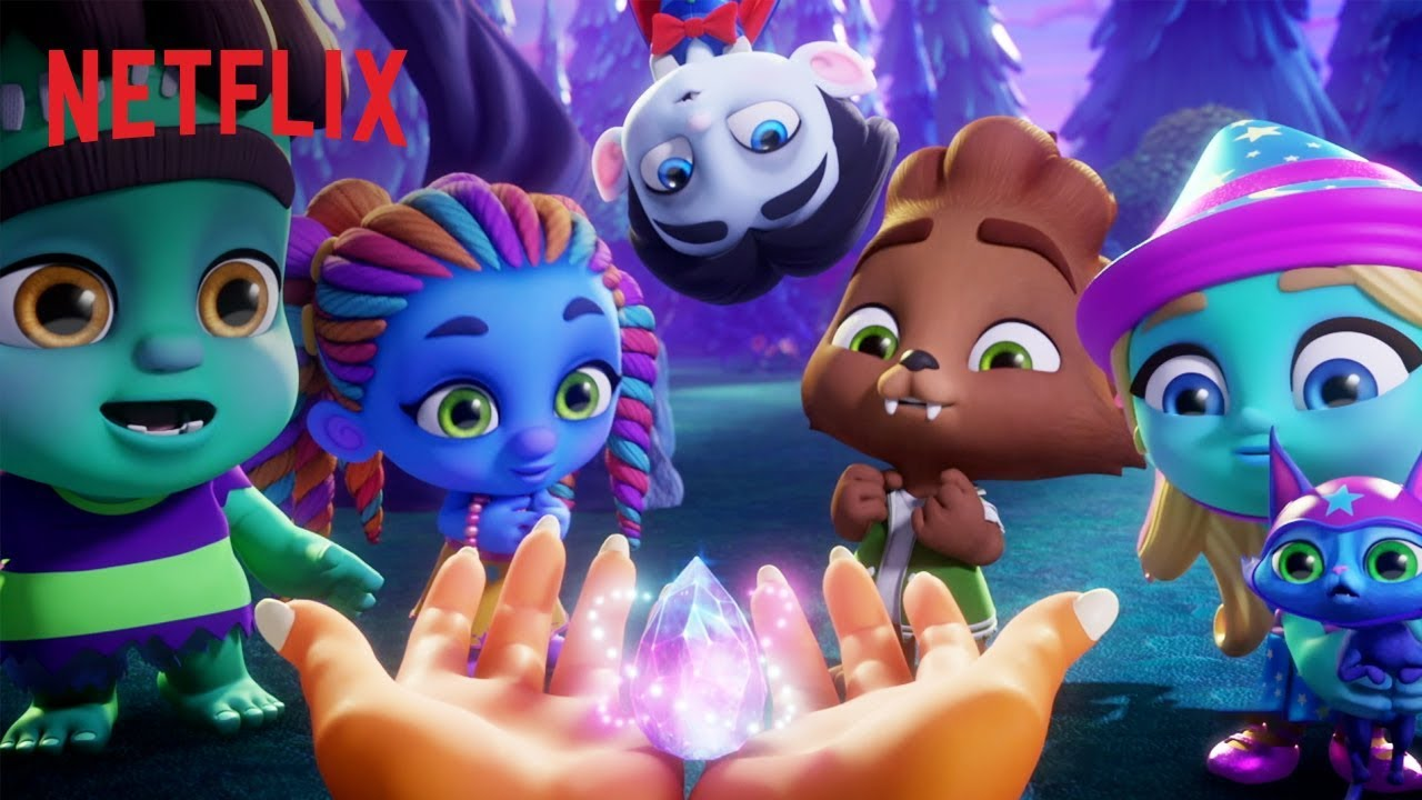 Super Monster Furever Friends   Netflix