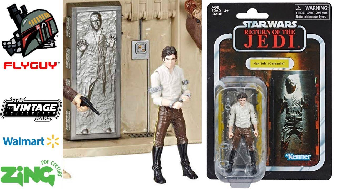 Carbonite VC136 avec étui STAR WARS Collection Vintage Han Solo