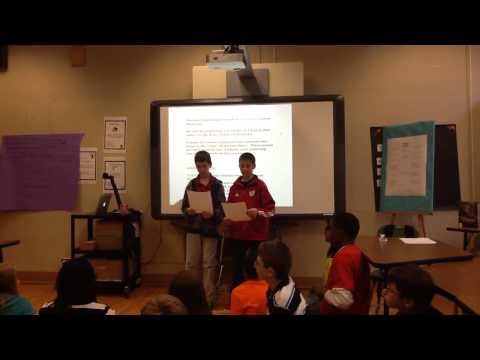 """""""Water is Life"""" Poem for 2 voices 6th Grade students Harborside Academy"""