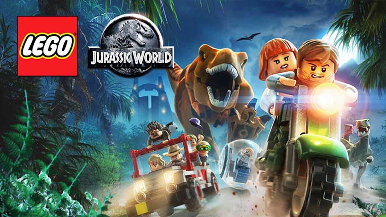 Zagrajmy Lego Jurassic World Pl Dinozaury Lego 1080p 16 Youtube