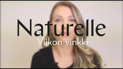 Naturelle viikon vinkki: Kuiva ja punoittava iho