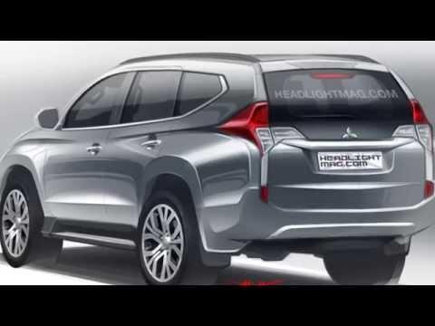 2015 Mitsubishi All New Pajero Sport
