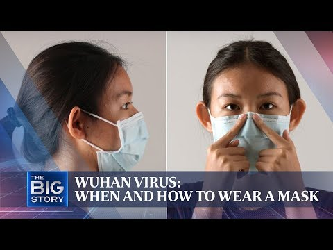 To Proper Needs And Way A Coronavirus Mask Wear What's The Who