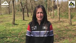 Azara García de los Salmones TRAILRUNNING CAMPUS NAVACERRADA