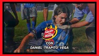 Exclusivo para Peloteros Ec - Daniel el 'Trapito' Vega - Ex delantero del Club Sport Emelec