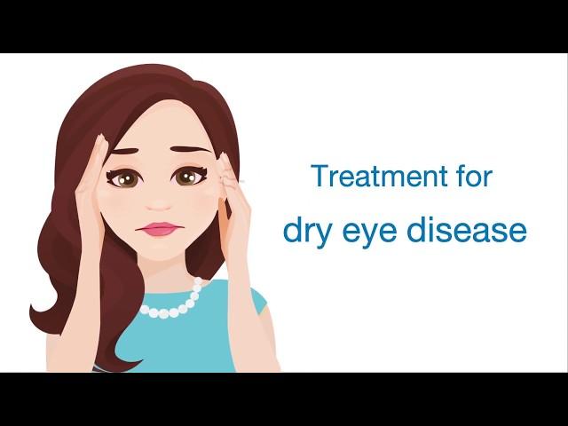 Ep.1-2 Trearment for dry eye disease