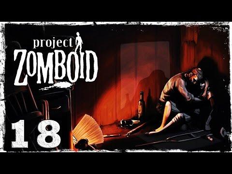 Смотреть прохождение игры [Coop] Project Zomboid. #18: По старым чертежам.