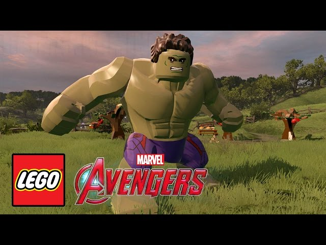 LEGO Marvel's Avengers (видео)