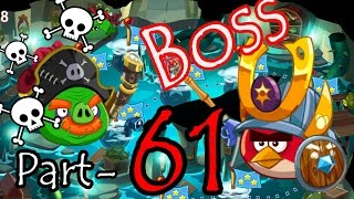 Angry Birds Epic: Part-61 Gameplay Chronicle Cave 16: Holy Pools 8-10 (Boss Battle iOS & Android