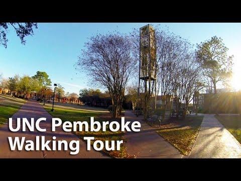 UNC Pembroke - Ghost Town Walking Tour