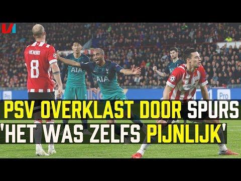 PSV Krijgt Voetballes van Tottenham Hotspur, Maar Stunt en Voorkomt Afgang in de Champions League!