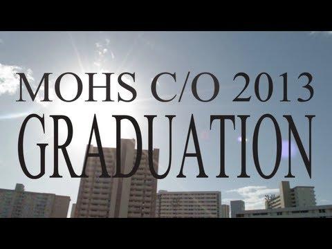 MOANALUA HIGH SCHOOL C/O 2013 GRADUATION